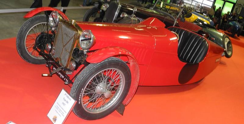 D'Yrsan type DS 1927 la Rolls Roce des tricyclecars 44137523221_b436ea55ab_c