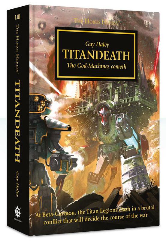 Гай Хейли «Титаносмерть» | Titandeath by Guy Haley