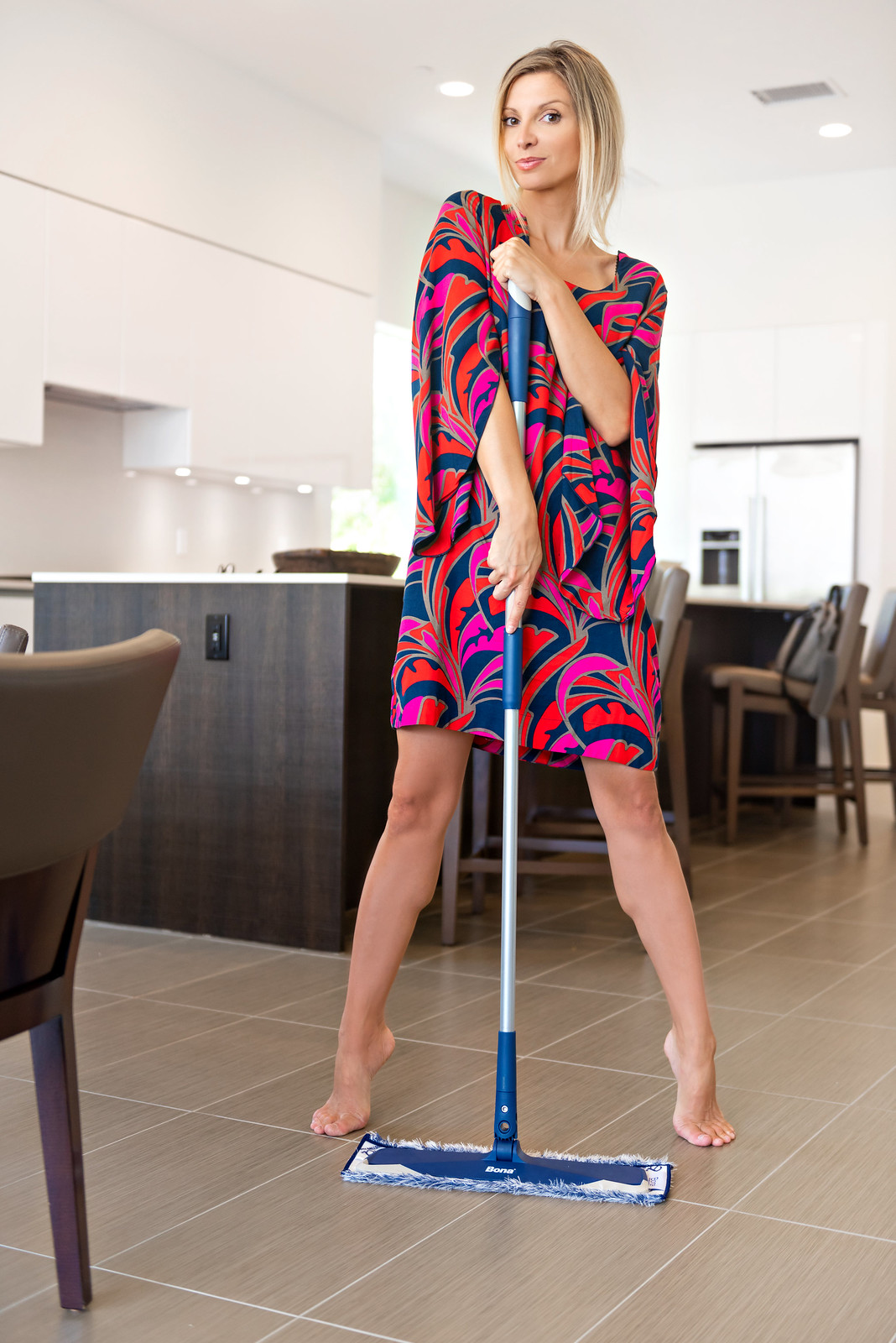 The Easiest Way To Clean Your Hard Surface Floors In The