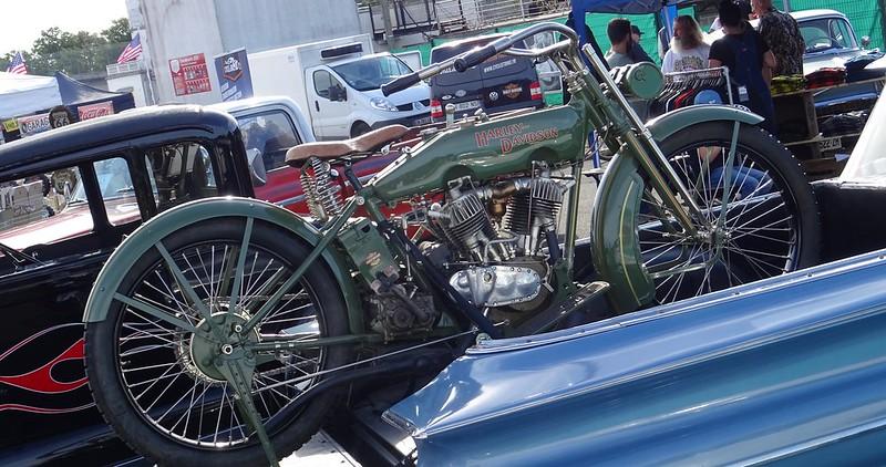 Harley Davidson 1000 CC Racer 1919/20  43638803315_c2b0f9241a_c