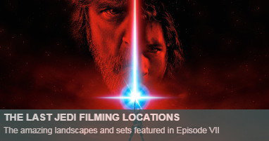 The last Jedi Location