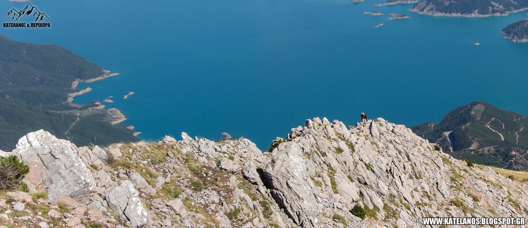 διαδρομες στο παναιτωλικο ορος αναβαση ορειβασια τσοκα