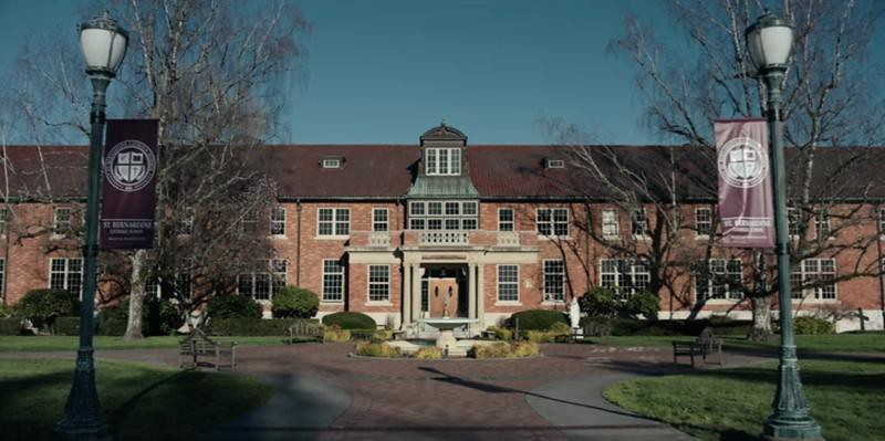American Vandal Season 2 Hign School Location
