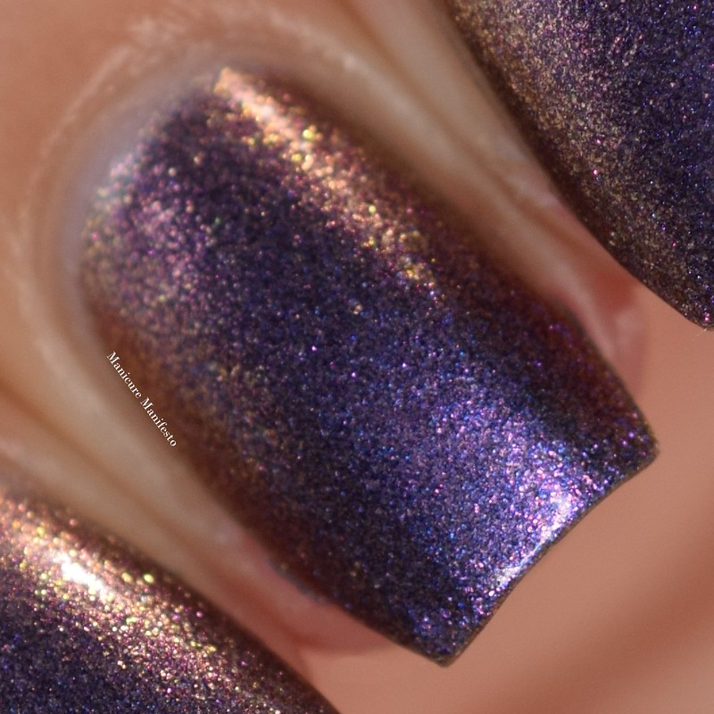 Girly Bits The Day Shift swatch