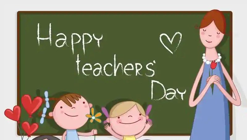 teachers day greeting images