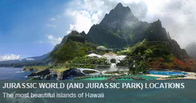 Where was Jurassic World filmed