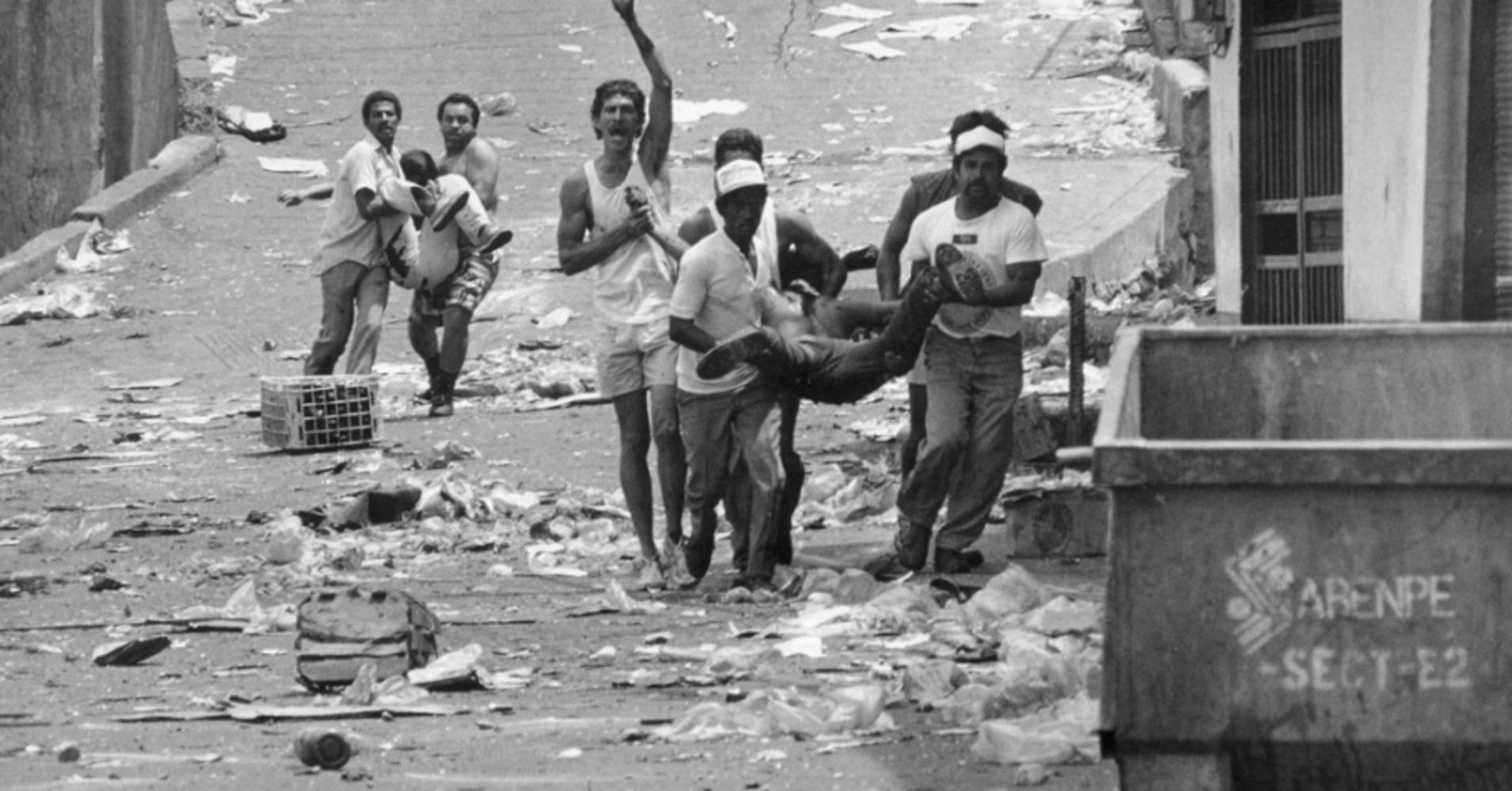 发生于1989年的加拉加索事件。