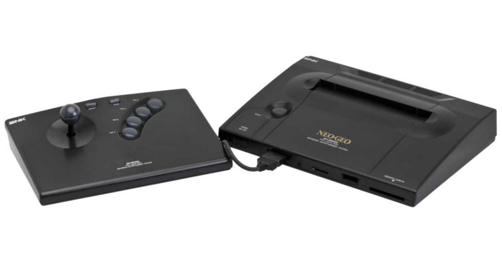 Neo-Geo-AES-Console