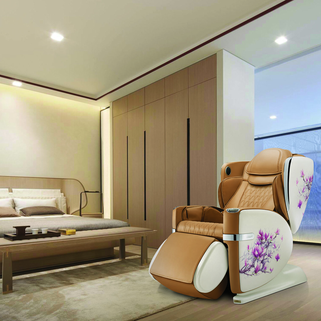 Count on the OSIM uLove 2 (4手天王) to pamper you with a 4-Hand massage from head to toe - Alvinology