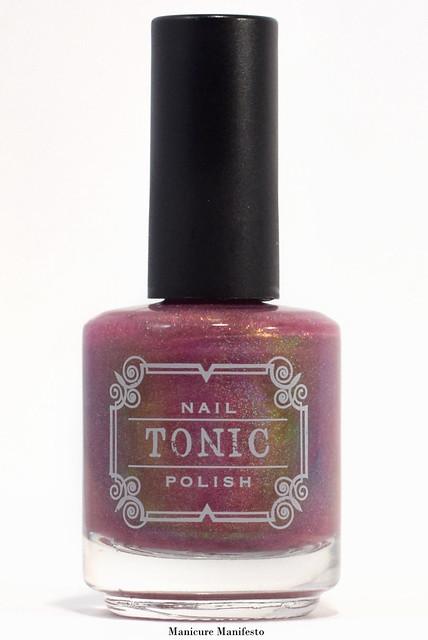 Tonic Polish Poison Rose review