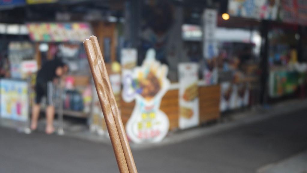 可分解筷子