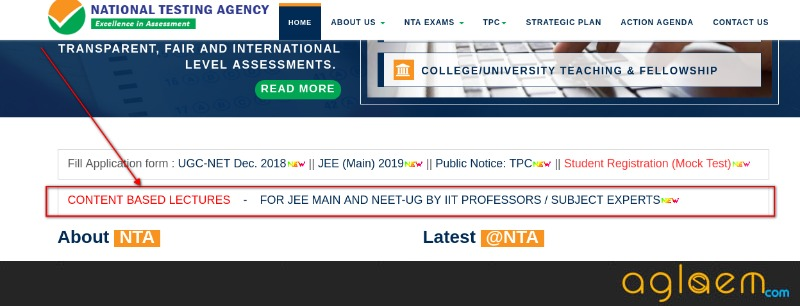 Free IIT-PAL Lectures Now Available At nta.ac.in; Access JEE Preparation Lectures By The IIT Experts Themselves