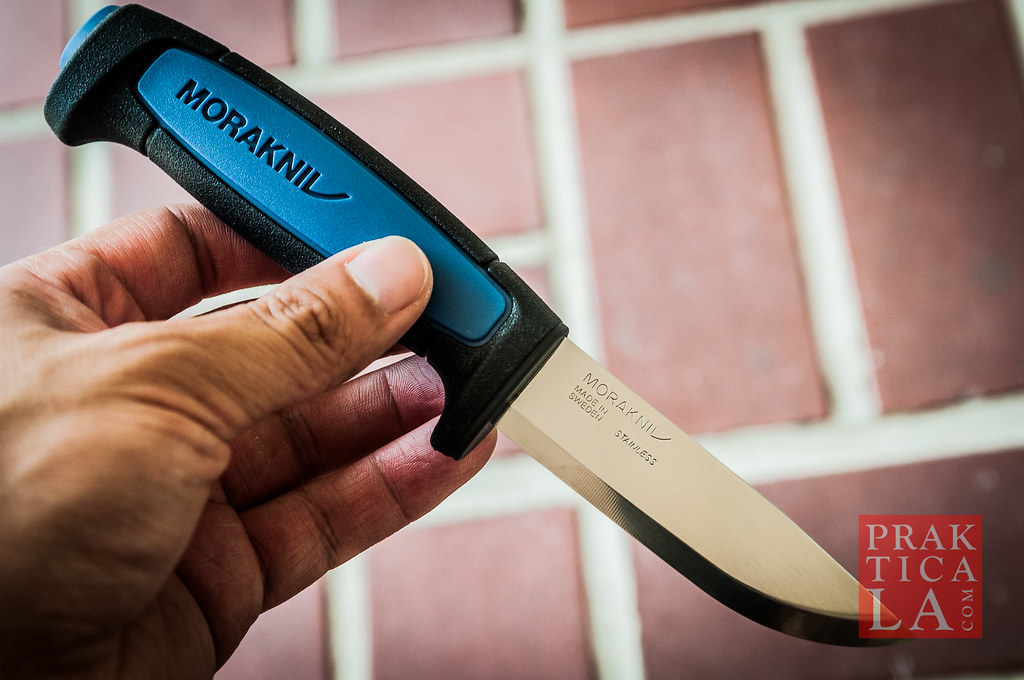 morakniv pro s fixed blade review