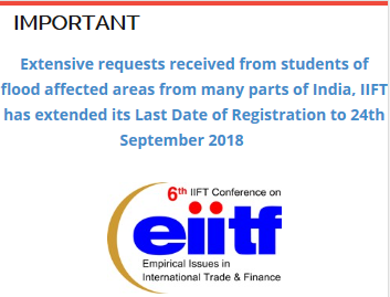 IIFT 2019 Registration Date Extended; Know Here Why