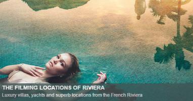 Where is riviera filmed