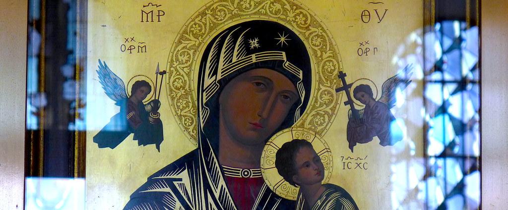 В церкви святой Урсулы