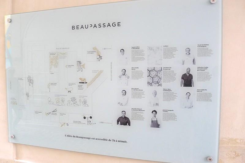 Beaupassage, Paris