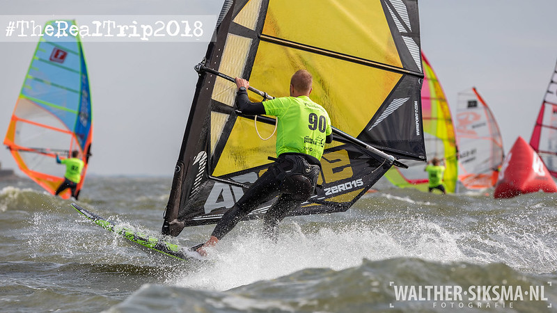 Windsurfevent The Real Trip 2018, Makkum, Friesland