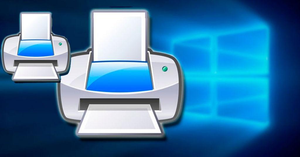 Cómo instalar una misma impresora dos veces con distinta configuración en Windows 10