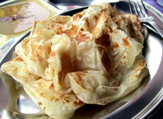 Bandong Walk roti canai