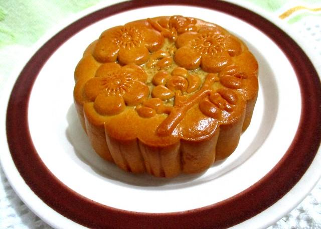 Yong Sheng mooncake
