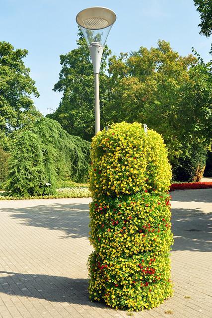 Gartenreisen - Herzogenriedpark in Mannheim - Foto: Brigitte Stolle 2018