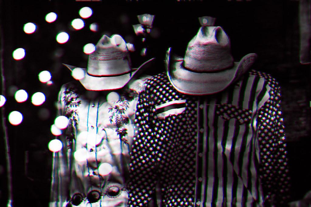Western Fashion: VCR Glitch