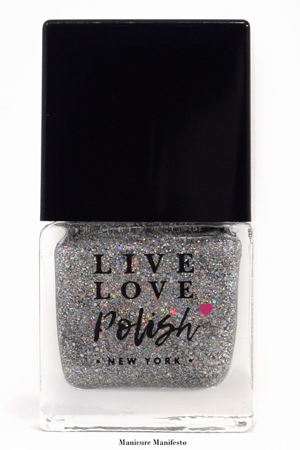 Live Love Polish Sparkle On The Rocks review