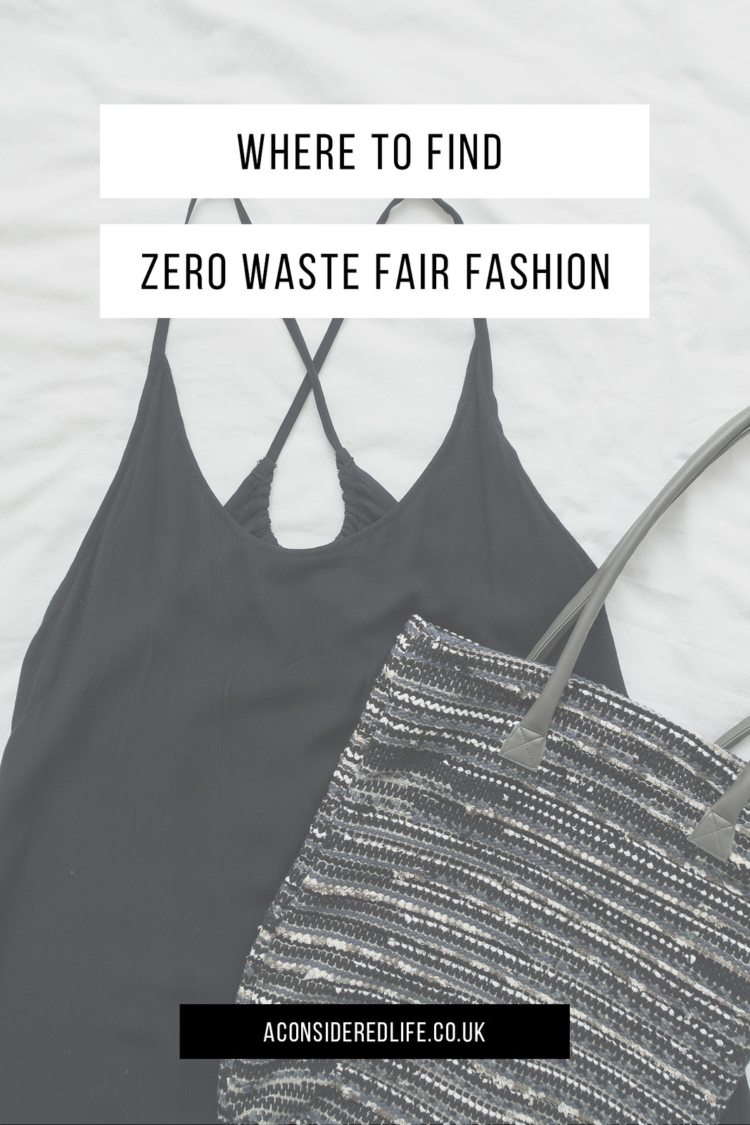 Zero Waste Fair Fashion With tonlé