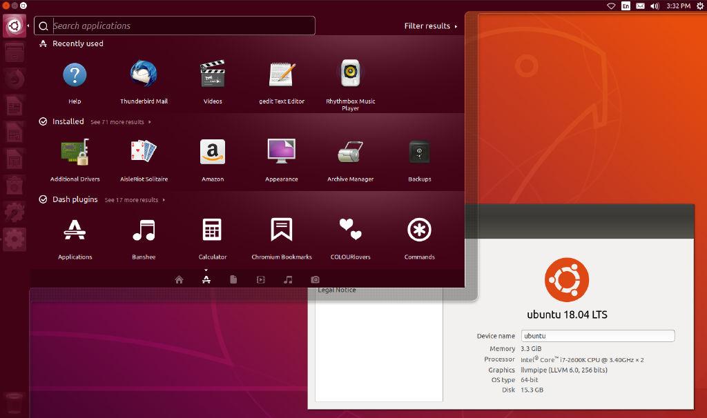 ubuntu1804unity-desktop