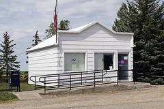 Onaka, SD post office