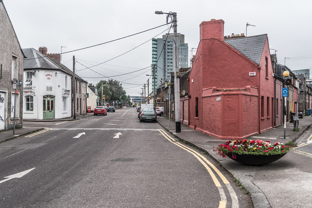 AREA NEAR THE ROUNDABOUT ON VICTORIA ROAD IN CORK JULY 2017 014