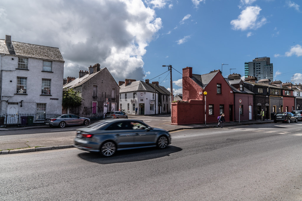 AREA NEAR THE ROUNDABOUT ON VICTORIA ROAD IN CORK JULY 2018  010