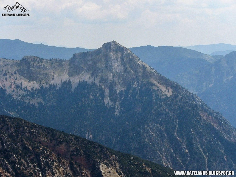 τρυπιο βνι χελιδονας ευρυτανιας βουνο