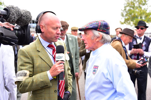 Jackie Stewart, Goodwood Revival 2018