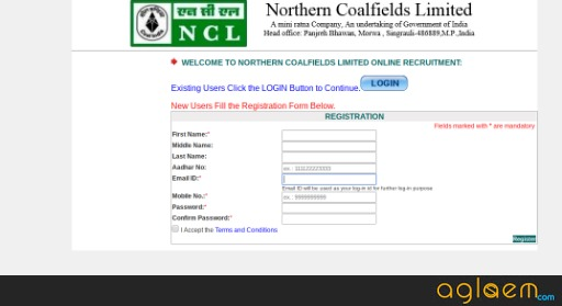 NCL Application Form 2018 - Fill Here