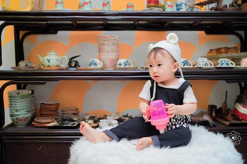 Album kỉ niệm sinh nhật tròn 1 tuổi bé An Nhiên