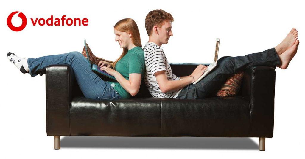 Ya disponible desde hoy la Fibra Yuser de Vodafone: 120 Mbps y 6 meses de HBO gratis