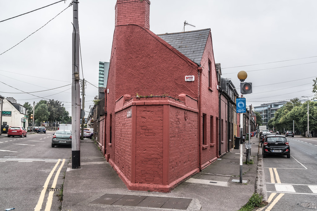 AREA NEAR THE ROUNDABOUT ON VICTORIA ROAD IN CORK JULY 2017  017