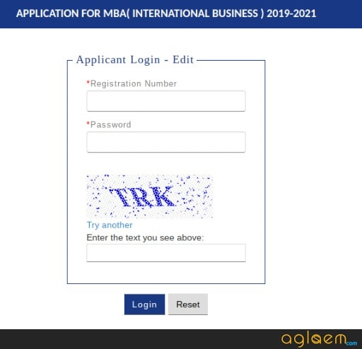 IIFT Application Form Correction 2019