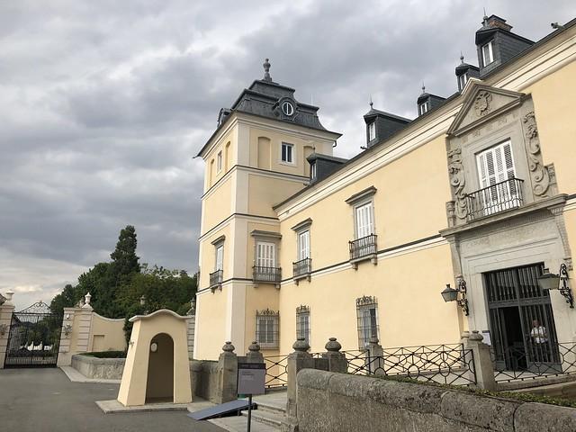 Palacio Real de El Pardo (Madrid)