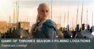 Where is game of thrones filmed