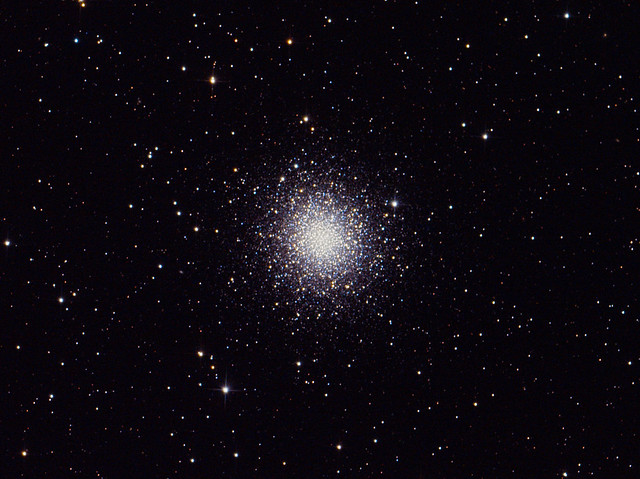 VCSE - Messier 2 (M 2) - Ágoston Zsolt