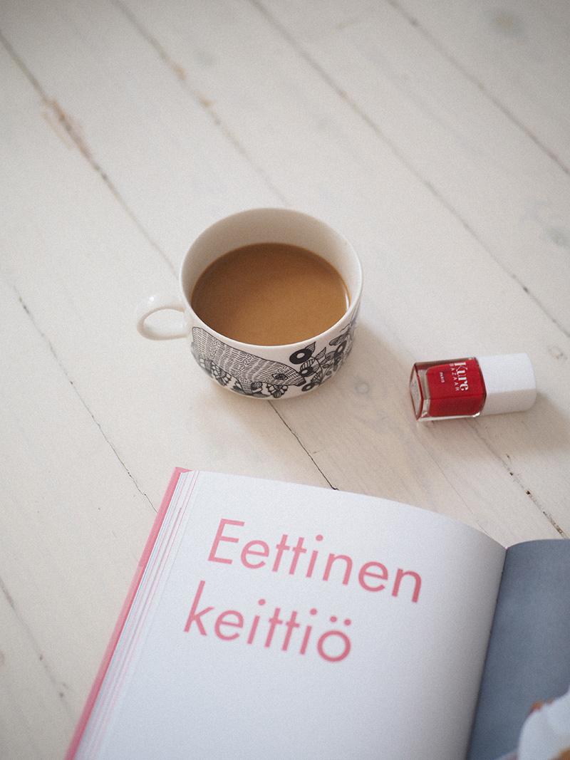 paras kasvimaito kahviin