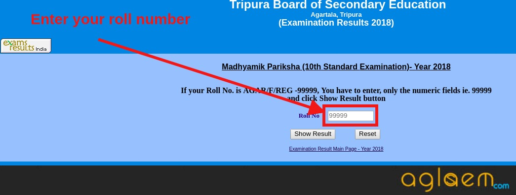 TBSE Result