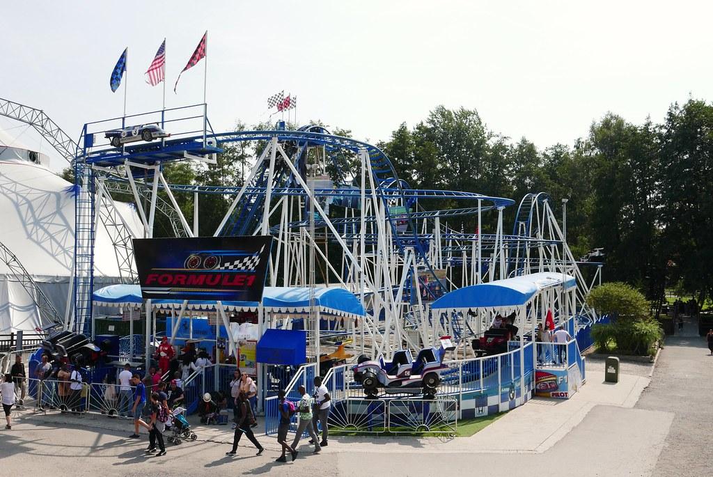 Parc Saint Paul - El parque de los gigantes.