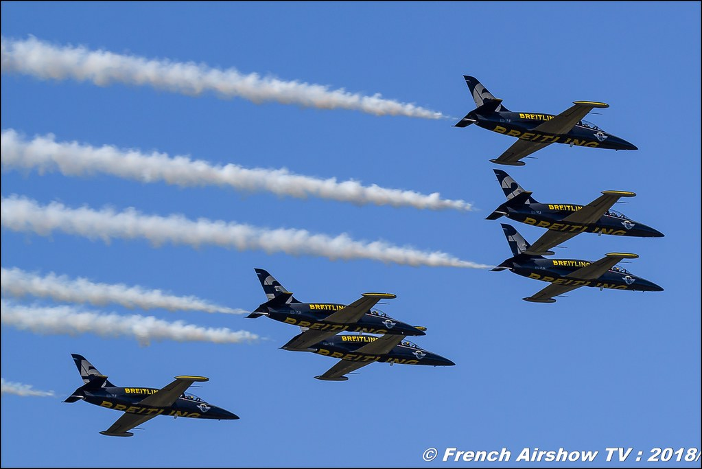 Breitling Jet Team Dittinger Flugtage 2018 Canon Sigma France contemporary lens Meeting Aerien 2018