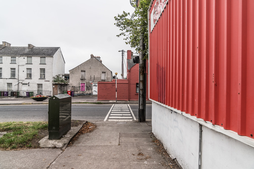 AREA NEAR THE ROUNDABOUT ON VICTORIA ROAD IN CORK JULY 2017 019