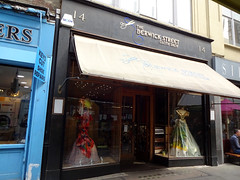 Picture of Berwick Street Cloth Shop