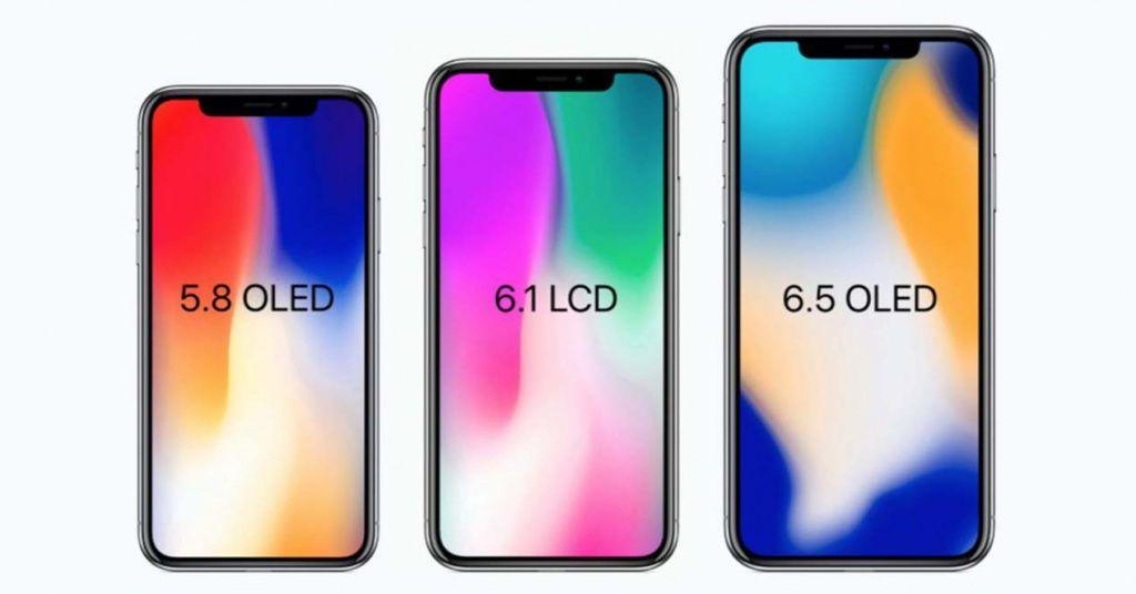 Las posibles fechas de los iPhone de 2018: keynote, reserva y venta de los nuevos modelos